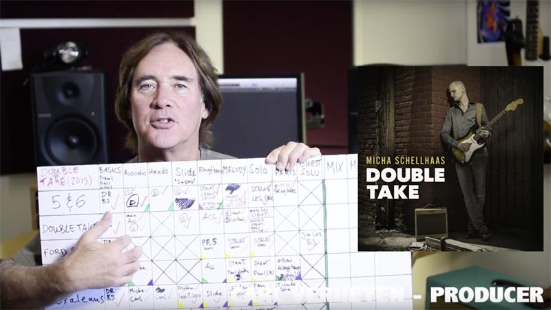 Producer Carl Verheyen talking Double Take